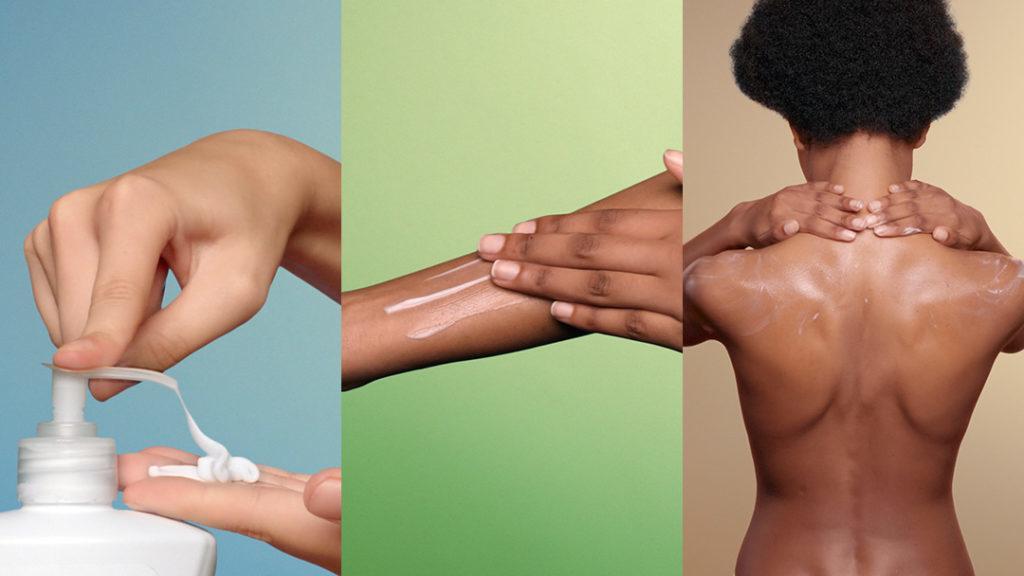 Crema Corporal hidratante como usar en la piel