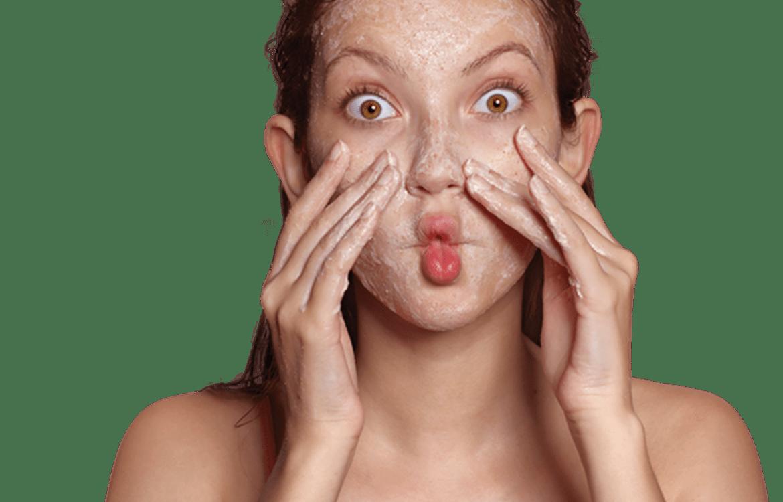 Cuidado facial ¡Hola, piel radiante!