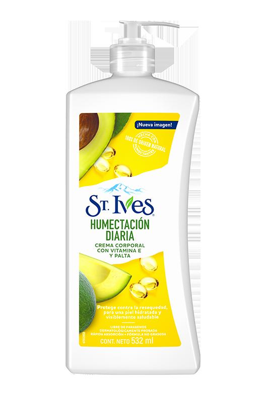 Crema Corporal Humectación Diaria Vitamina E